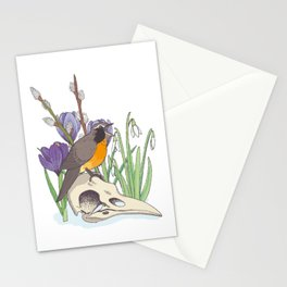 Hello, spring! Stationery Cards