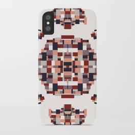 Bauhaus Print iPhone Case