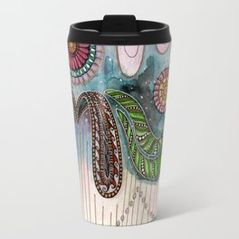 Cosmic Luster Travel Mug
