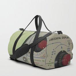Oscilloscope Duffle Bag