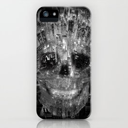 cityskull iPhone Case