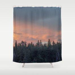 Sunset at Prince Edward Island II Shower Curtain