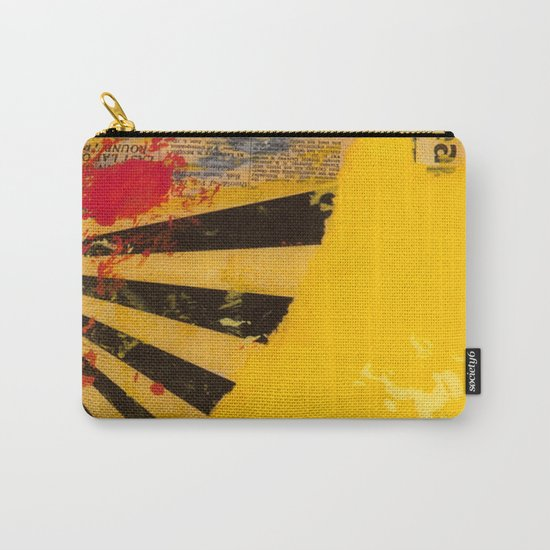 YELLOW5 Carry-All Pouch