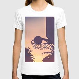 basketball hoop 1 T-shirt