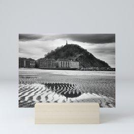 Monte Urgull. Mini Art Print