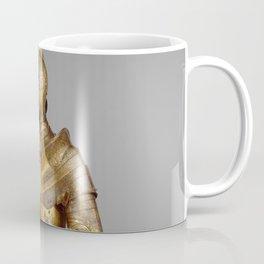 Vintage Golden Knight Armor Photograph (1527) Coffee Mug