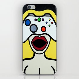 Controlher iPhone Skin
