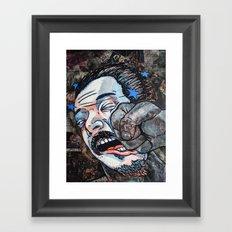 KO part 1 Framed Art Print