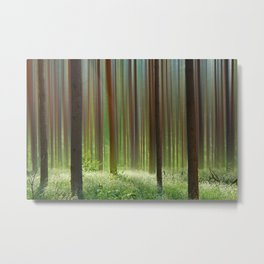 Forest 59 Metal Print