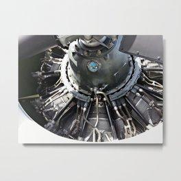 Dependable Engines Metal Print