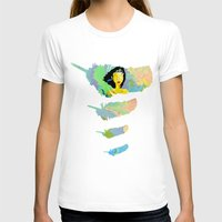 india T-shirts featuring India by Humberto Milhomem