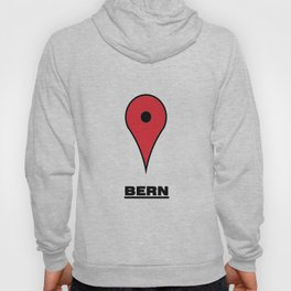 Bern city icon. Hoody