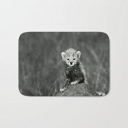 BABY - TIGER - NATURE - LANDSCAPE - ANIMALS Bath Mat