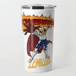 Lemillion Travel Mug