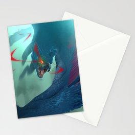 Nargacuga Hunt [Monster Hunter] Stationery Cards