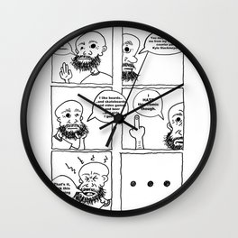 KP Slammer: Introduction Wall Clock