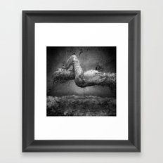 NoBody : Nude Meaning  Framed Art Print