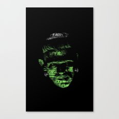 It's Alive! Canvas Print