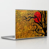 twilight Laptop & iPad Skins featuring TWILIGHT by aztosaha