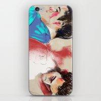sterek iPhone & iPod Skins featuring sterek by Crisis