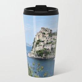 Aragonese Castle - Ischia Travel Mug
