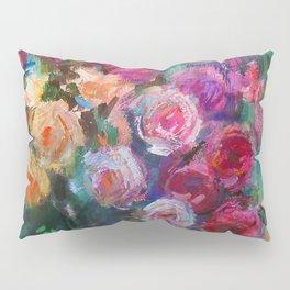 Tea Roses Pillow Sham