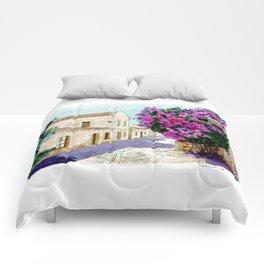 old datca Comforters