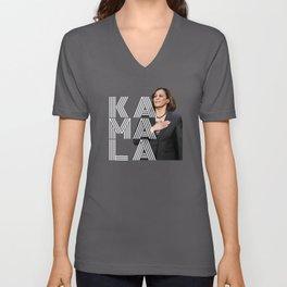 Kamala Harris vote Unisex V-Neck