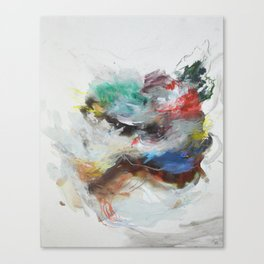 The Simple Wholeness of the World Canvas Print