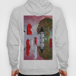 guardians of chess castle Hoody