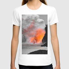Lava Meets Ocean T-shirt