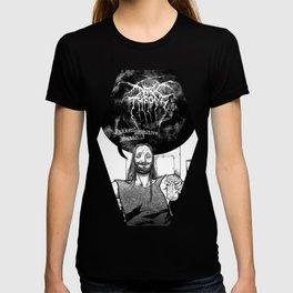 "Fenriz Darkthrone ""make it primitive maaaan"" T-shirt"