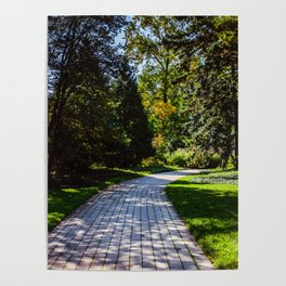 Pathway to the middle of nowhere Poster