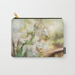 The Littlest Unicorn Carry-All Pouch