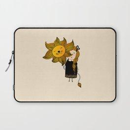 Leo Girl Laptop Sleeve