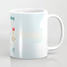 Maradona, el pibe de oro. Coffee Mug