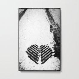 LoveStreet Metal Print