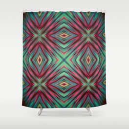 Defective Hoax Shower Curtain
