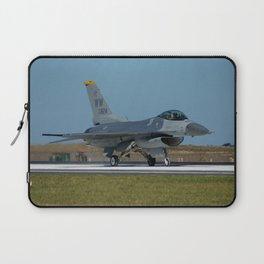 F-16 Fighting Falcon Laptop Sleeve