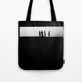 Lombok silhouettes Tote Bag