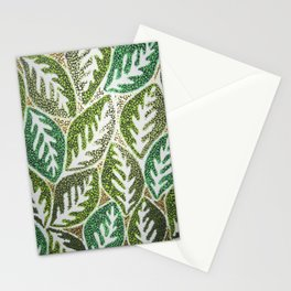 Leaves 3 Stationery Cards