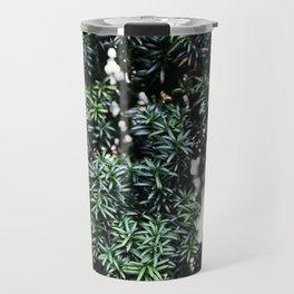 Evergreen tree Travel Mug