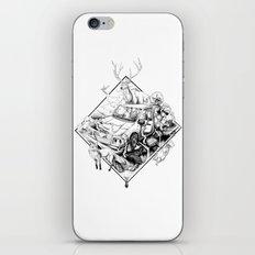 Revenge of the Nature iPhone & iPod Skin