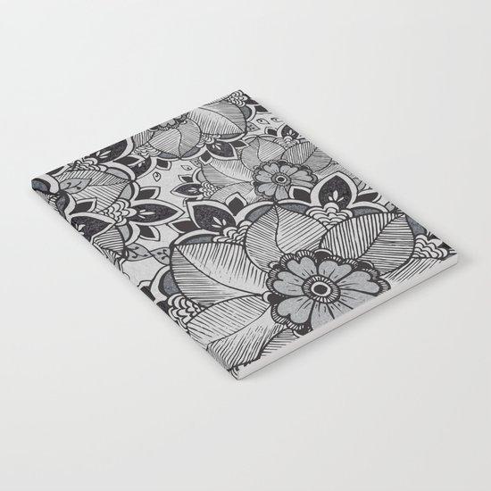 Gray  Notebook