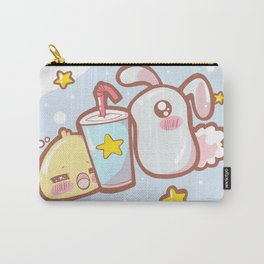 Soda Popping Carry-All Pouch