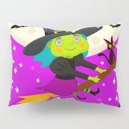 Little Witch Pillow Sham