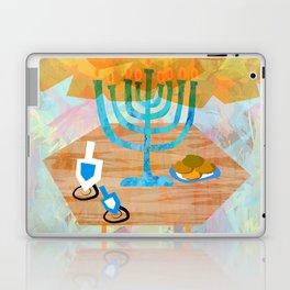 Menorah Laptop & iPad Skin