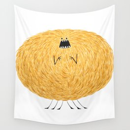Poofy Snafiss Wall Tapestry