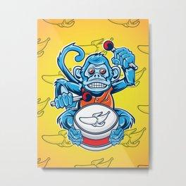 He's Bananas Metal Print