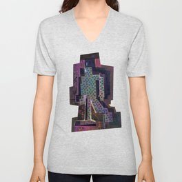 Experimental Robotic Lab Unisex V-Neck